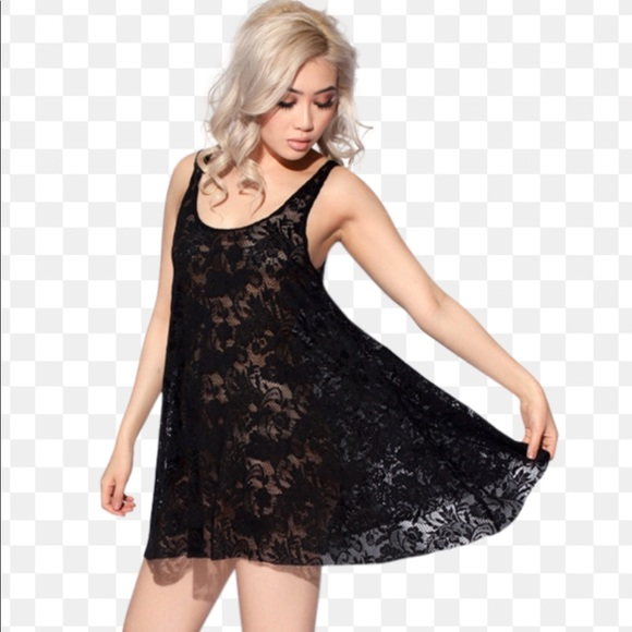 afe1392dfe729 Brand new Blackmilk baby doll dress or top.